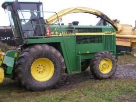 Sieczkarnia do kukurydzy John Deere 6850