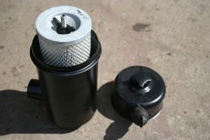 Filtr powietrza z obudową Coopers AZA337 SPRZEDAM
