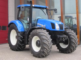NEW HOLLAND T6.165,rok 2013