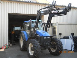 NEW HOLLAND TS 115,rok 2003