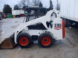 Bobcat S185 Ladowarkie / Cena: 4500EUR
