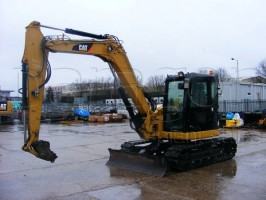 Caterpillar 308D Mini koparka  / Cena: 6500EUR