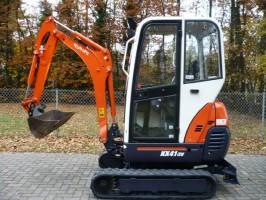 Kubota KX41 Mini koparka  / Cena: 5200EUR