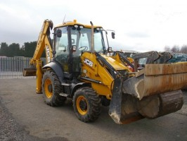 2011 JCB 3CX eco sm