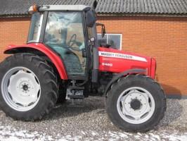 2004 Massey Ferguson 5460-13000 euro