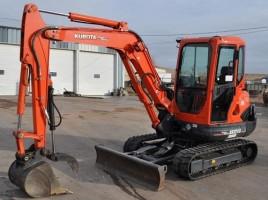 2009 Kubota KX121-3SS-20000 euro