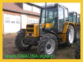 Ciągnik rolniczy RENAULT 80.14 Ładowacz Tur - opcja