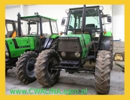 DEUTZ FAHR DX 3.65 - ciągnik rolniczy, traktor, Ładowacz (Tur) - opcja