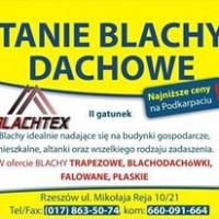 BLACHA DACHOWA NA KURNIK II GATUNEK