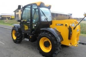 2011 JCB 531-70-20000euro