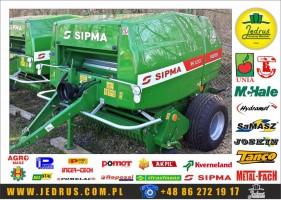 Prasa stałokomorowa SIPMA PS1213 FASTER