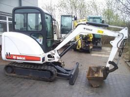 2008 Bobcat 325 EG
