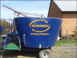 Wóz paszowy A-Lima-Bis Alimamix Evolution 10