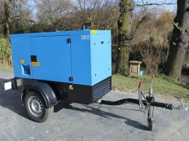 Stephill 25kva Diesel Generator 2011