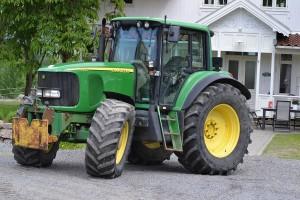 John Deere 6620AP 2005  25000zl
