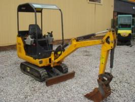 2007 Bobcat 319-5500 EURO