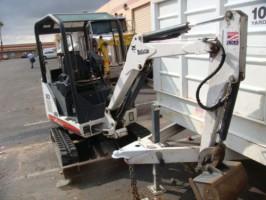 Bobcat 323j-4500 euro