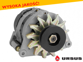 Alternator Ursus C 330 14V 45A do Ursusa ciągnika C-330