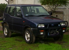 Ford Maverick. Turbo Disel. '95 r.
