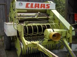 Prasa rolująca, zwijająca Claas Rollant 34 - 90x120