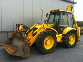 1996 JCB 4CX sitemaster turbo