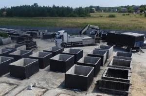 SZAMBO 5m3-szamba-zbiorniki betonowe-APROBATA ITB