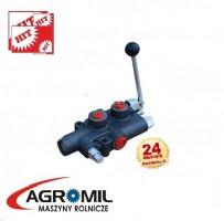 Rozdzielacz hydrauliczny 1 sekcyjny 80L
