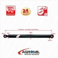 Cylinder hydrauliczny CN 40/630 skok 630 1-str działania