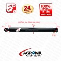 Cylinder hydrauliczny 1-str działania CN 50/630W L:870  SKOK 630