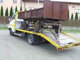 Transport cyklopów Mińsk Mazowiecki