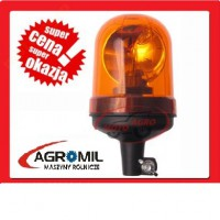 Lampa ostrzegawcza sygnalizacyjna kogut