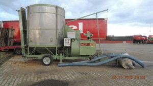 Mobilna suszarnia zbóż Agrimec AS1000 nr ser. 2375 2012r.