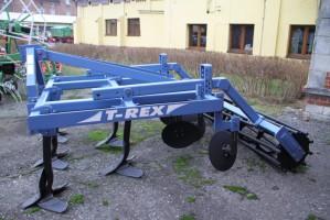 Agregat uprawowy T-Rex części Lemken wał rurowy szer.2,2