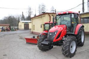 Ciągnik rolniczy komunalny TYM T903 nowy