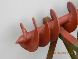 żmijka  ślimak  sznek  świder  wiertło