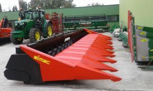 Olimac Drago - 12 wierszy adaptera kukurydzy