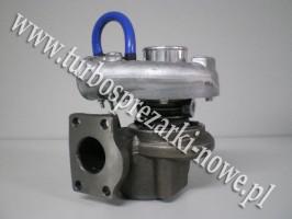 Perkins - Turbosprężarka GARRETT 4.0 727266-5003S /  727266-