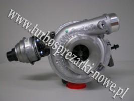 Mitsubishi - Turbosprężarka GARRETT 3.0 789773-0006 /  78977