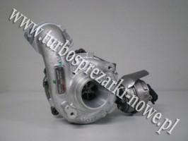 Peugeot - Turbosprężarka GARRETT 1.6 784011-0005 /  784011-5