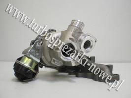 Audi - Turbosprężarka IHI 2.0 030TC11002000 /  F026510033 /