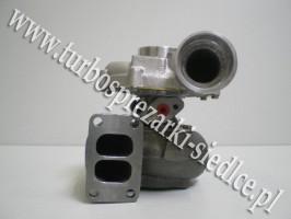 Liebherr - Turbosprężarka BorgWarner KKK 6.6 53279886215 /