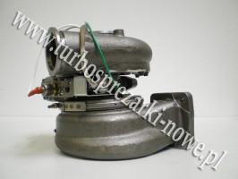 John-Deere - Turbosprężarka GARRETT  RE538228 /  RE544180 /