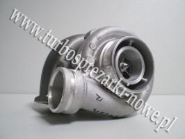 Deutz Fahr - Turbosprężarka SCHWITZER 7.2 318766 /  318736