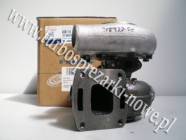 Różne - Turbosprężarka SCHWITZER 4.2 319034 /  318789 /  126