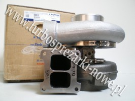 Komatsu - Turbosprężarka SCHWITZER  319179 /  319217 /  3191