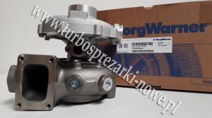 MAN - Turbosprężarka BorgWarner KKK 22.0 53369886788 /  5336