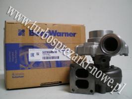 Liebherr - Turbosprężarka BorgWarner KKK 10.5 53299500012 /