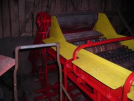 Sortownik do ziemniaków produkcji rosyjskiej