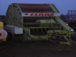 Sprzedam prasą rolującą CLAAS ROLLANT 62 wielkoLą beli