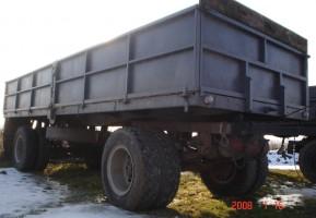 Przyczepa D-83   10 ton